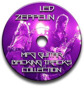 52-x-LED-ZEPPELIN-STYLE-ROCK-GUITAR-MP3-BACKING-TRACKS-CD-ANTHOLOGY-LIBRARY