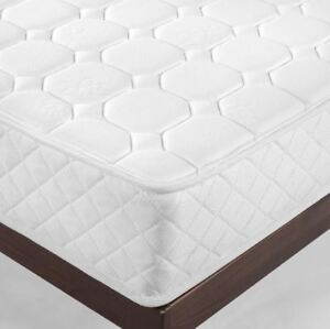 huge selection of 15888 932b5 Details about Queen Mattress Firm Luxury Bed Tight Top Spring Comfort Back  Neck Support Size