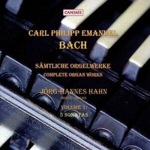 Complete-Organ-Works-1-C-P-E-Hahn-Bach-2020-CD-NEU
