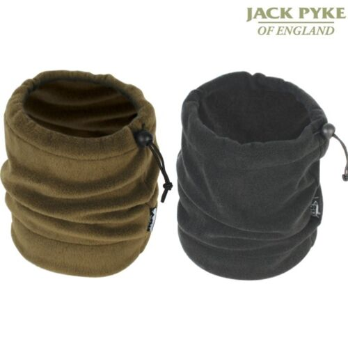 JACK PYKE MENS FLEECE NECK GAITOR SNOOD SCARF WNTER COLD WEATHER WEAR