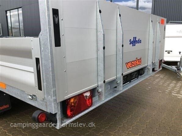 Tiptrailer, Selandia m., lastevne (kg): 2680