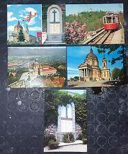 Superga Torino Calcio Basilica Cartoline Vintage