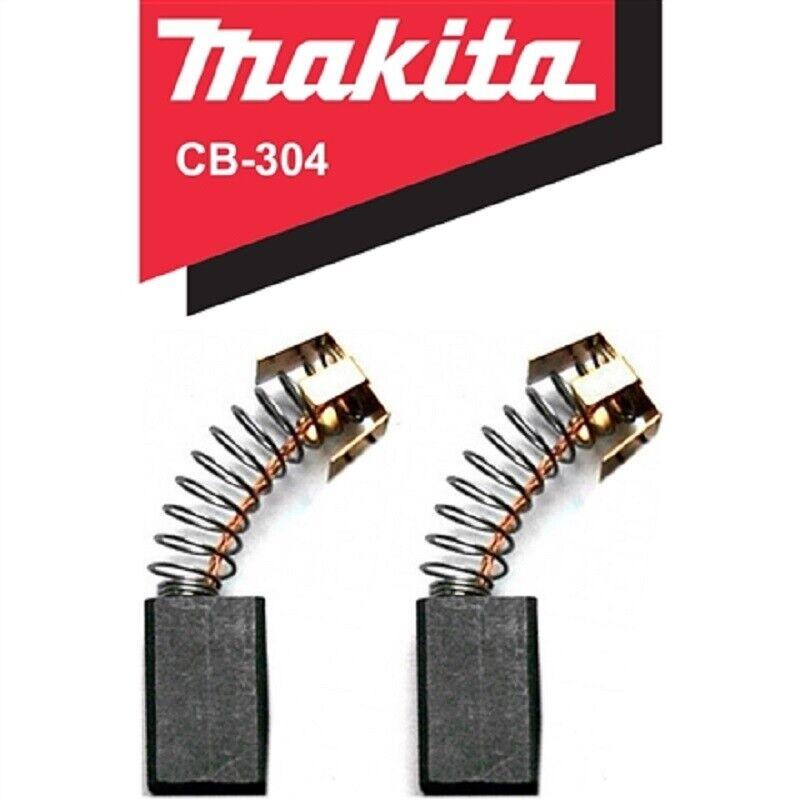 Carbon Brush Set For Makita CB-350 CB350 195004-6 197244-2 Rotary Hammer Brushes