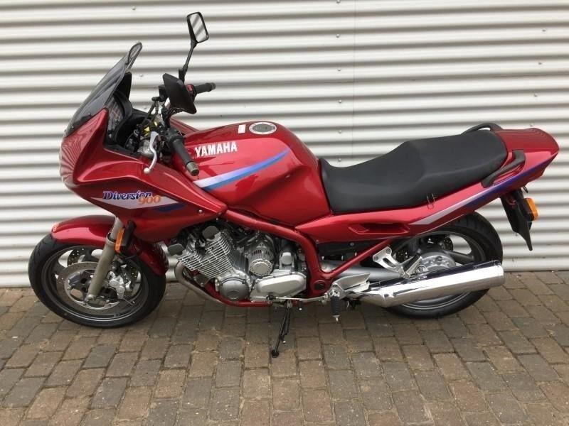 Yamaha, XJ 900 Diversion, ccm 892 - dba.dk - Køb og Salg