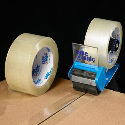 "T902291 2/"" x 110 yds Clear 2.6 Mil Tape Logic #291 Industrial Tape CASE OF 36"