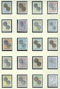 Portuguese-India-Stamps-1959-Coins-MNH