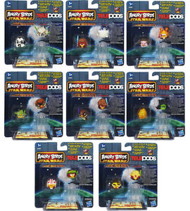 Angry Birds Star Wars 2 Telepods Twin Packs BUNDLE DEAL ...  Angry Birds Sta...