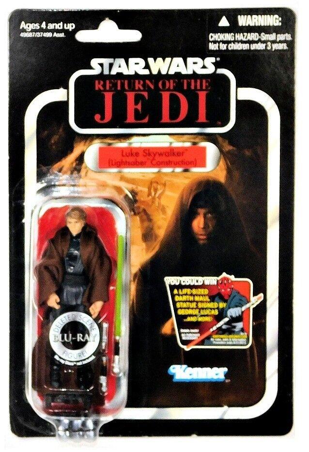 Star Wars Vintage Collection VC87 ROTJ Luke Skywalker (Lightsaber Construction)