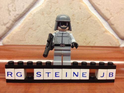 Lego® Figur Star Wars™ AT-ST Pilot™ Driver Set 7657 9679 mit Blaster Neu sw093