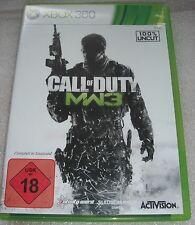 Call of Duty Modern Warfare 3 COD MW3 für Xbox 360 | Deutsche Version