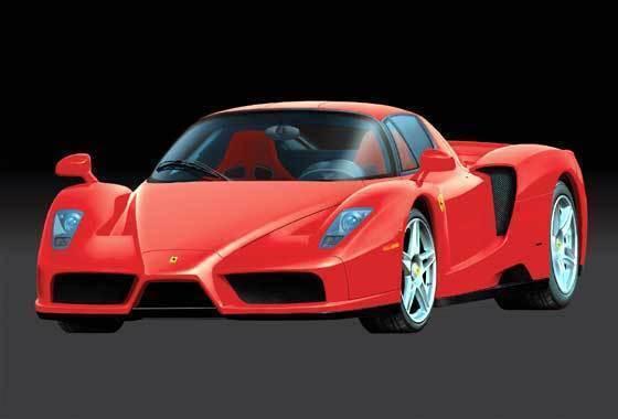 Race Car 1 24 Revell 67309  Ferrari   Enzo Ferrari   - Model Kit