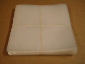 100-STANDARD-PLASTIC-SINGLE-SLEEVES-FOR-7-034-RECORDS-185-x-185-x-0-10-mm
