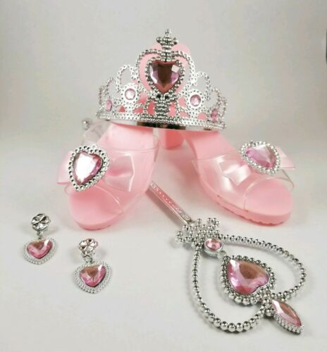 girls princess dress up costumes accessories  play jewelry sets