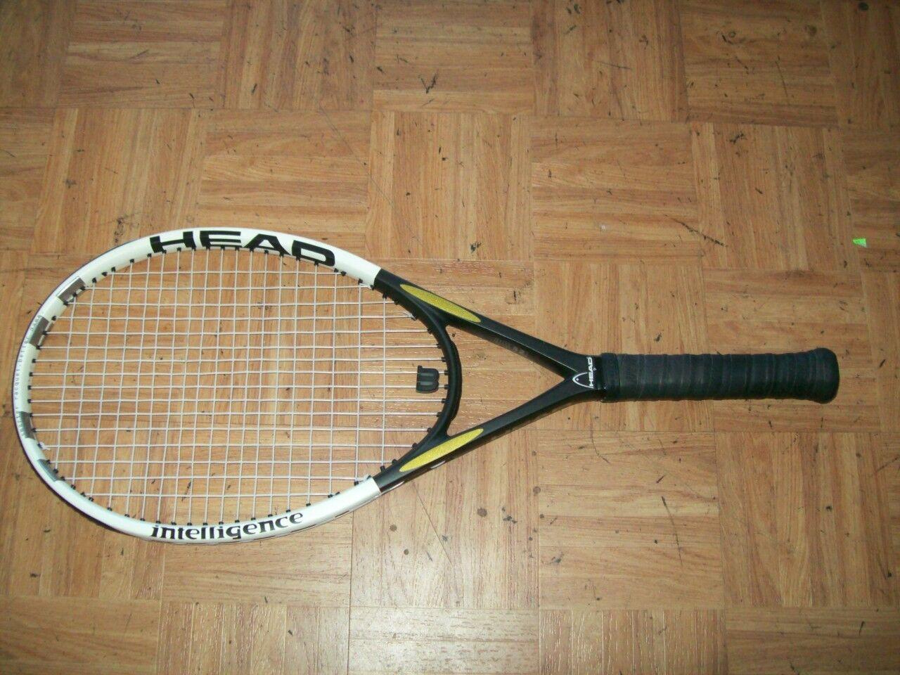 Head I. S2 Oversize Made in Austria 4 3/8 grip Tennis Racquet