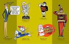 Meet Mr Product: The Art of the Advertising Character by Warren Dotz, Masud Husain (Hardback, 2015)
