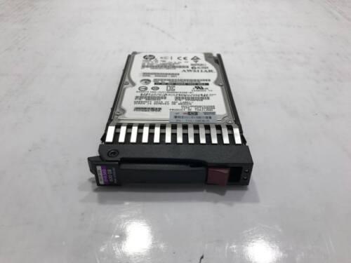 "AW611A HPE 600GB EVA 6G DP SAS 10K 2.5/"" Hot Plug Hard Drive 613922-001"