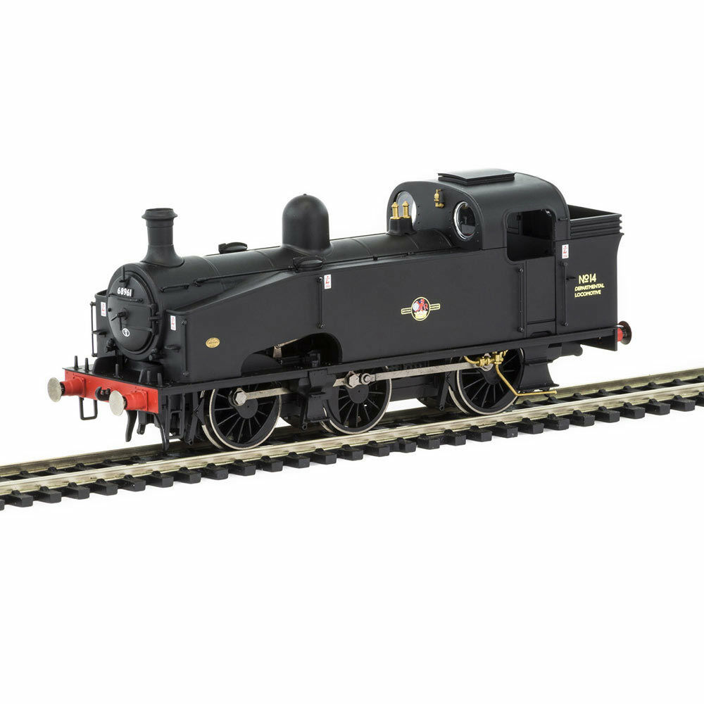 HORNBY Loco R3406 BR late  J50 Class Departmental No 14