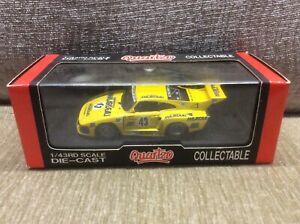PORSCHE-935-K3-039-MALARDEAU-039-1980-LE-MANS-RACE-ENTRY-YELLOW-1-43-MODEL-BOXED