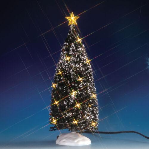 """Lemax Beleuchtung 74264 Clear Light Evergreen Tree Weihnachtsdorf /""""L/"""""""