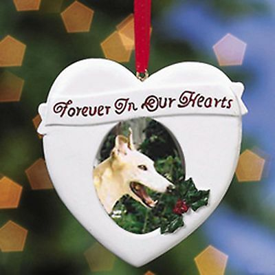 """Memory Photo Ornament- """"Forever in Our Hearts"""""""