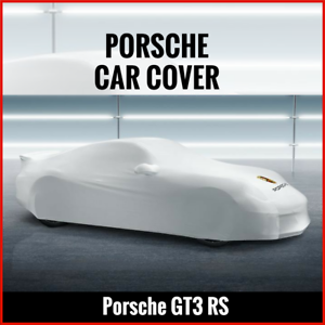 porsche 911 gt3 rs car cover genuine oem outdoor 991 044. Black Bedroom Furniture Sets. Home Design Ideas