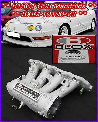 BLOX RACING INTAKE MANIFOLD V3 ACURA INTEGRA GSR 1994-2001 B18C1 B18C VTEC