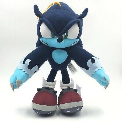 "Sonic the Werehog Plush Toy Werewolf Sonic World Adventure Stuffed Animal 12/"""
