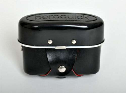 Beroquick-begli Fotocamera Borsa NUOVO LOOK VINTAGE /& retro-chic