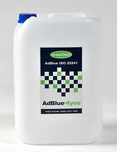 AdBlue-10L-Ltr-Litre-with-FREE-Spout-Commercial-Automotive-Vehicles-ISO22241-DEF