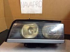 1995 1996 1997 1998 1999 BMW 740iL Left Head Light Lamp #A76 63.12-8