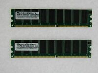 2gb (2x1gb) Ddr Memory Ram Pc3200 Ecc Non-reg Dimm