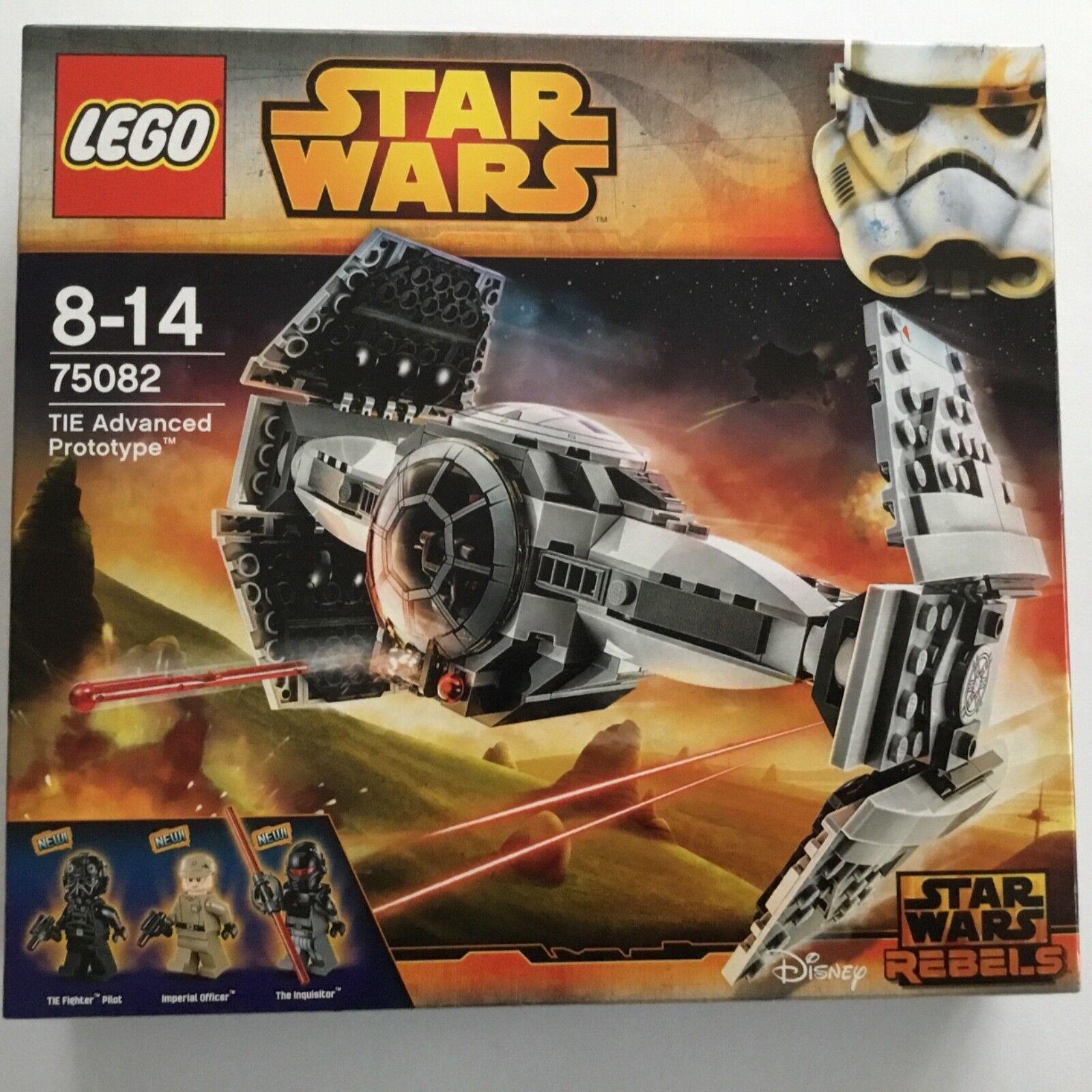 LEGO StarWars 75082 TIE Advanced Prototype - NEU OVP