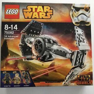 Prototype avancé de cravate Lego Star wars 75082 - Nouvel Ovp