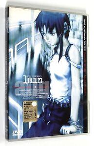 DVD-SERIAL-EXPERIMENTS-LAIN-LIF-01-Ep-01-02-Dynamic-2001-Anime