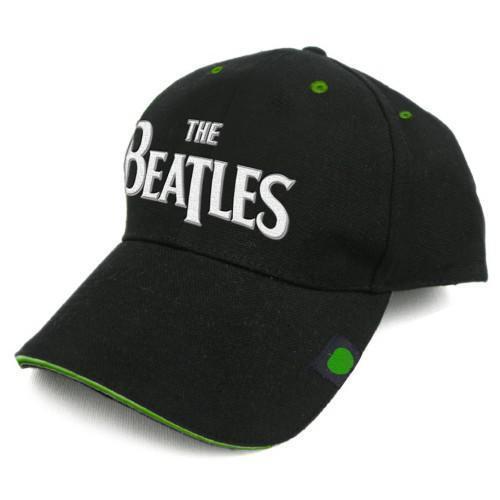Gorra The Beatles Drop T Logo Baseball Cap