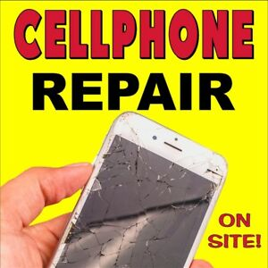 CELLPHONE-CELL-PHONE-REPAIR-CHOOSE-YOUR-SIZE-PERFORATED-WINDOW-VINYL-DECAL-NEW