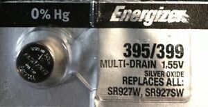Energizer-395-399-SR927SW-AG7-1pc-Battery-Ships-from-USA-Authorized-Seller