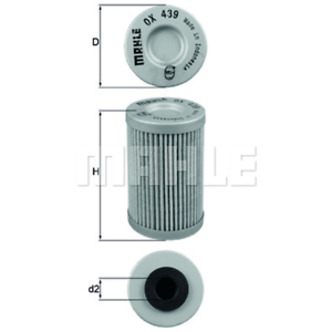 Oil-Filter-Mahle-Ox-439D