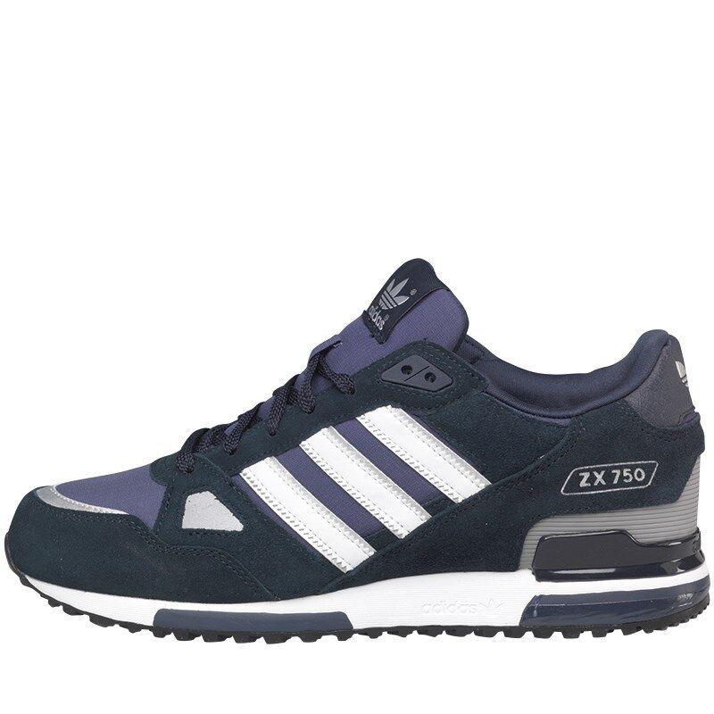 Adidas Originals Hommes ZX750 Baskets G40159 Charlie UK9 OG Charlie G40159 Aqua b07ba3
