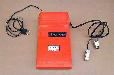 Apprensivo Chargeur De Batterie Atomelec 6-12 V Sprint 5 Batterie Voiture Tondeuse Marche