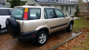 Honda CRV AWD 1999