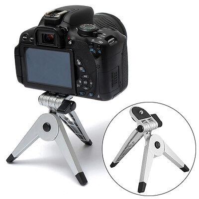 Photography Mini Portable Tripod Holder Stand Desk for Camera Camcorder DSLR New