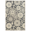 thumbnail 8 - Maidste Floral Hooked Gray/Ivory Rug