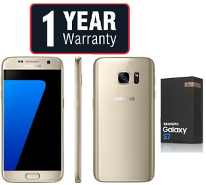 Samsung-Galaxy-S7-SM-G930F-Unlocked-32GB-Smartphone-UK-Gold-Platinum-Boxed