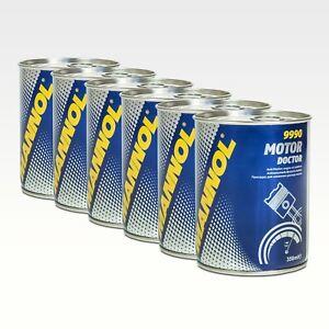 2,1 Liter (6x350 ml) MANNOL Motor Doctor Antiverschleiß-Motoröl-Additiv