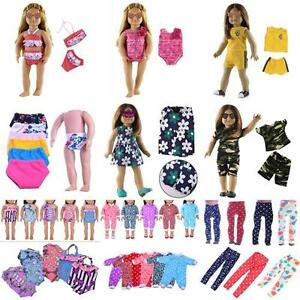 Doll-Clothes-Handmade-Underwear-Pants-Shoes-Accessory-for-18inch-Girls-Doll-Toy