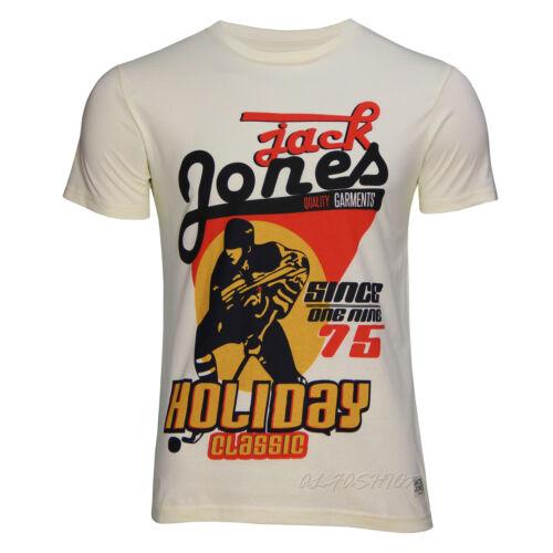 M L XL Jack /& Jones señores run té t-shirt slim fit talla S