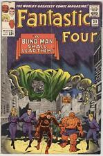 Fantastic Four #39 June 1965 VG Daredevil and Dr Doom