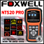 Diagnostic Scanner Foxwell NT520 PRO for JEEP Commander OBD Code Reader ABS SRS
