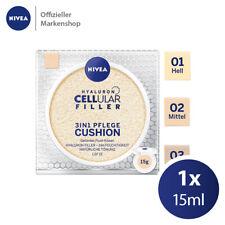 NIVEA Hyaluron CELLular 3in1 Pflege Cushion 15ml - Make-Up LSF15 Tönung Anti-Age